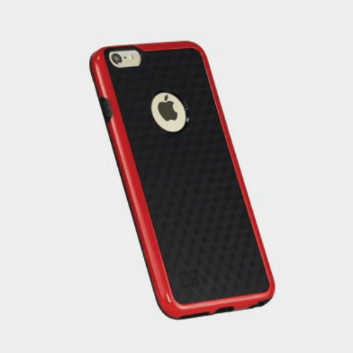 Promate Tagi i6 iPhone 6/6s Case Maroon Price in Qatar souq