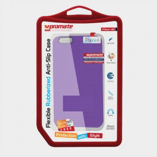 Promate Flexi i6 iPhone 6/6s Case Purple Price in Qatar