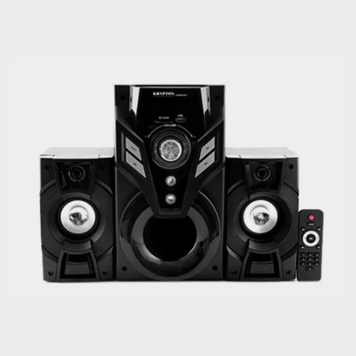Krypton KNMS5067 2.1 Channel Home Theater - Black Price in Qatar
