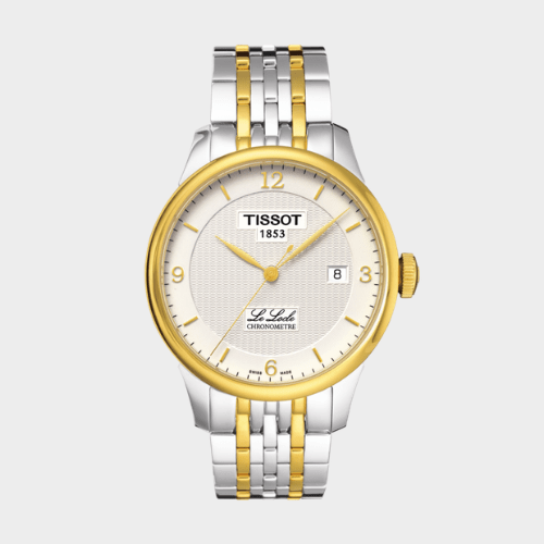Tissot Le Locle Automatic Cosc Men's Watch T0064082203700 Price in Qatar