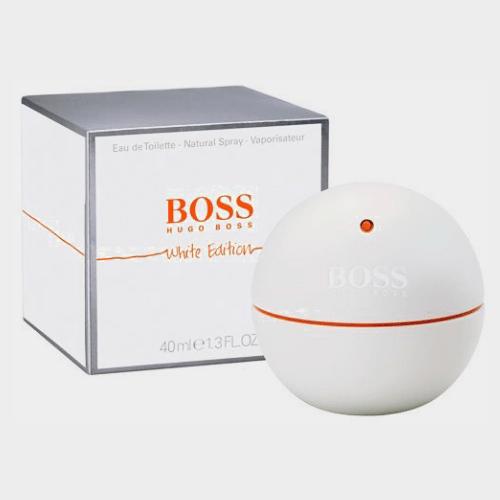 Hugo Boss White Edition EDT For Men Price in Qatar souq
