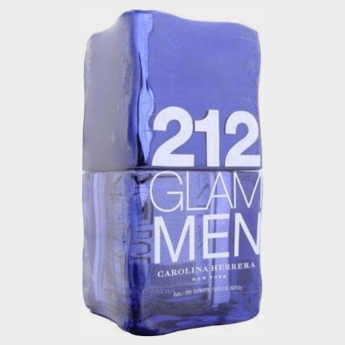 Carolina Herrera 212 Glam Men EDT For Men Price in Qatar
