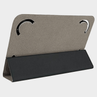 Promate uniCase 8 Double face universal protective case for 7 to 8 inch Tablets Grey price in Qatar