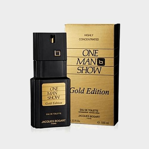 Jacqes Bogart One Man Show Gold EDT For Men Price in Qatar