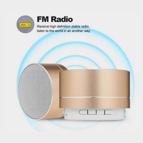 ABZ Mini Super Bass Portable Bluetooth Speaker Price in Qatar