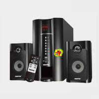 Geepas GMS7493N 2.1 Channel Home Theater Price in Qatar