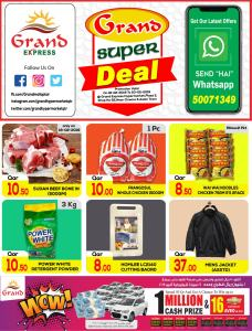 Grand Super Deal till 20-02