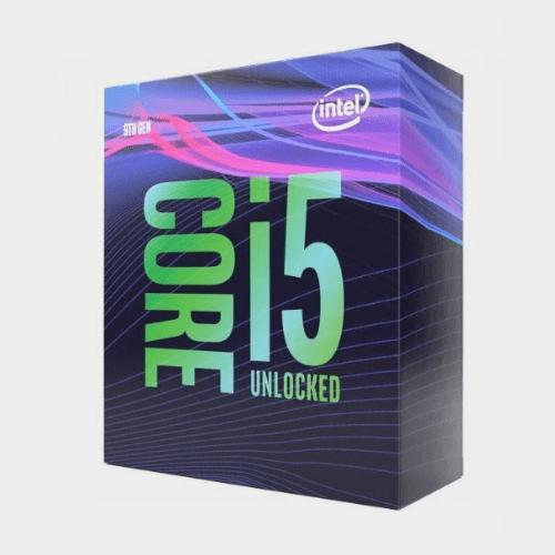 Intel Core I5-9600K Processor Best Price in Qatar and Doha