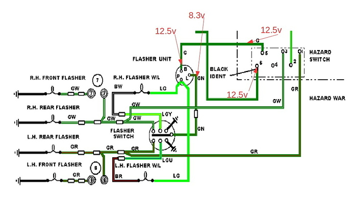 Jaguar E Type Wiring Diagram On Jaguar E Type Series 1 Wiring Diagram