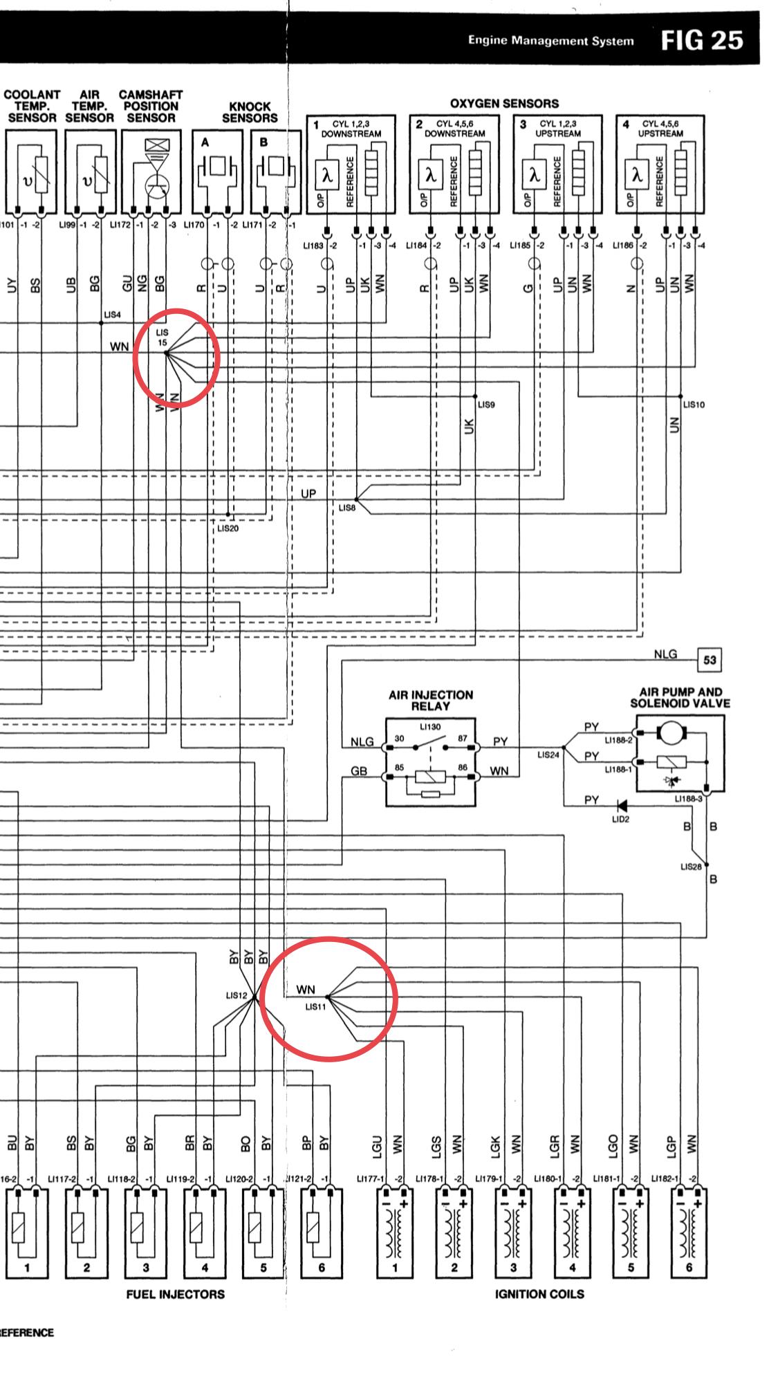 Aj16 Coil Wiring Harness