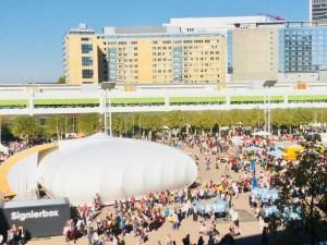 Frankfurter Buchmesse 2018, Pavillion 2019