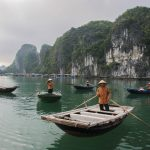 Experience the lives of the fisherman in Vung Vieng Fishing Village
