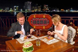 Dinning by the Bay, Emperor Cruises