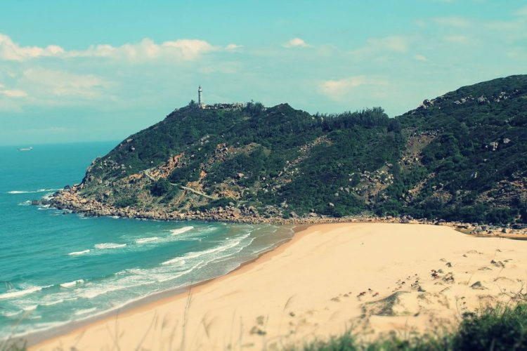 Dai Lanh Lighthouse vietnam