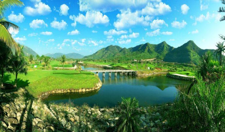 Diamond Bay Golf Nha Trang