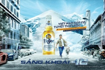 TIGER BEER -10 degrees event-nha trang-august 27th