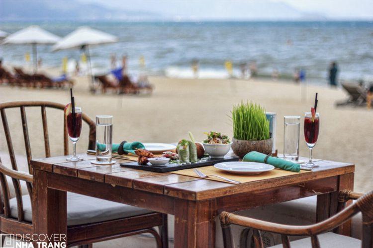 Beach Breakfast- Sailing Club Nha Trang
