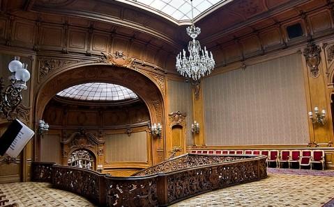 Discover Ukraine  Places  Western  Lviv  House of Scientists  Ukraine Travel Guide