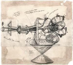 Frederick Kiesler's Vision Machine
