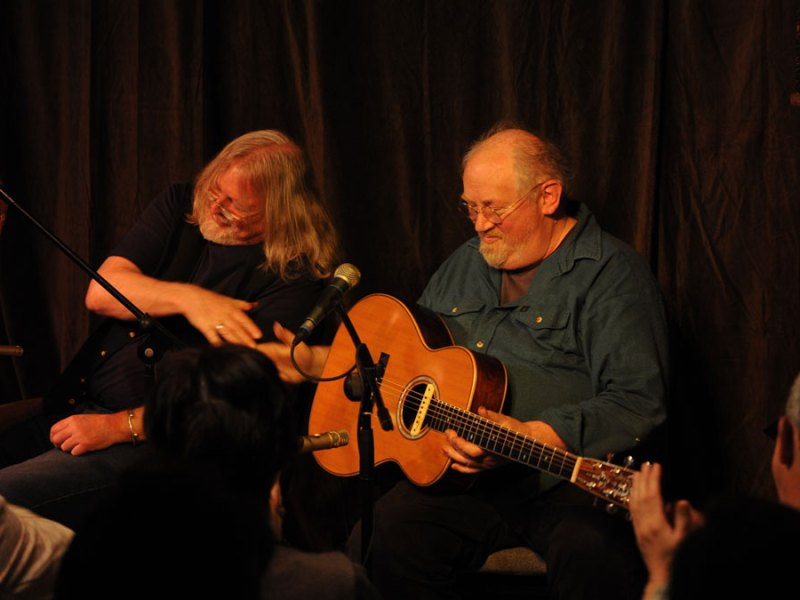 Events | An evening with John Renbourn & Robin Williamson | 10/4/08