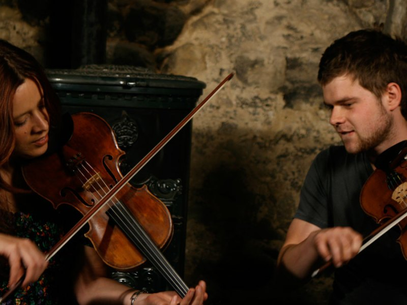 Events | Traditional folk music from Kathryn & Peter Tickell | 3/2/09