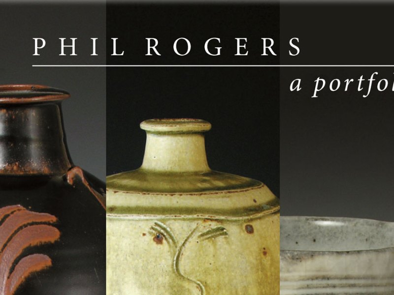 Events | Phil Rogers Ceramics Exhibition, Book Launch and Demonstration | 16/6/12