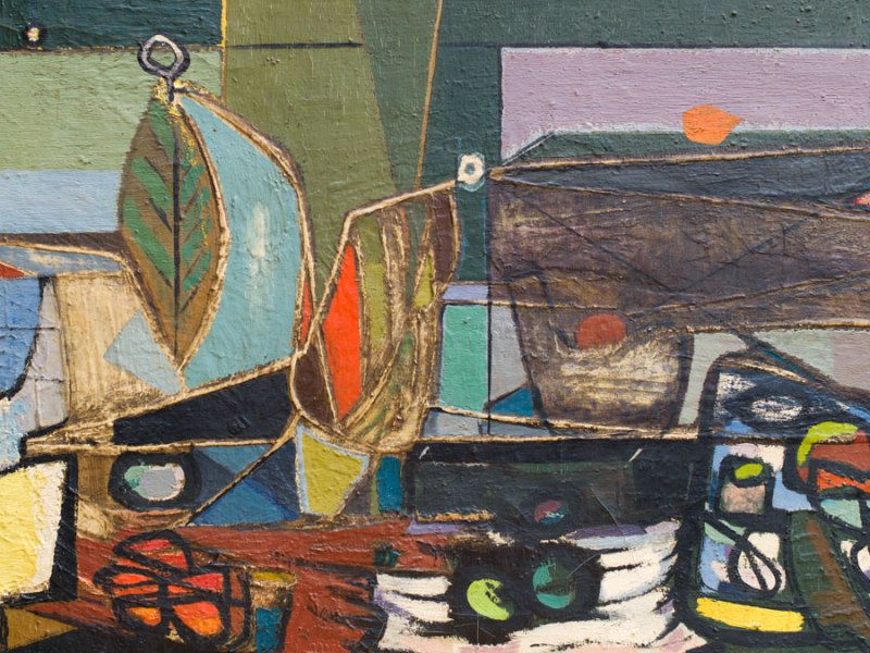Events | Jankel Adler Paintings and Drawings Exhibition | 17/5/14