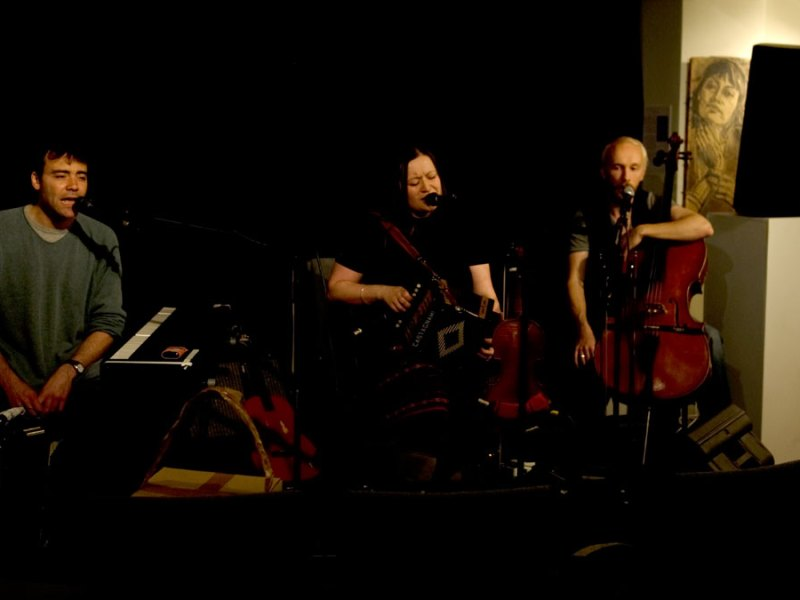 Events | An evening at Goldmark with the Eliza Carthy trio | 8/5/10