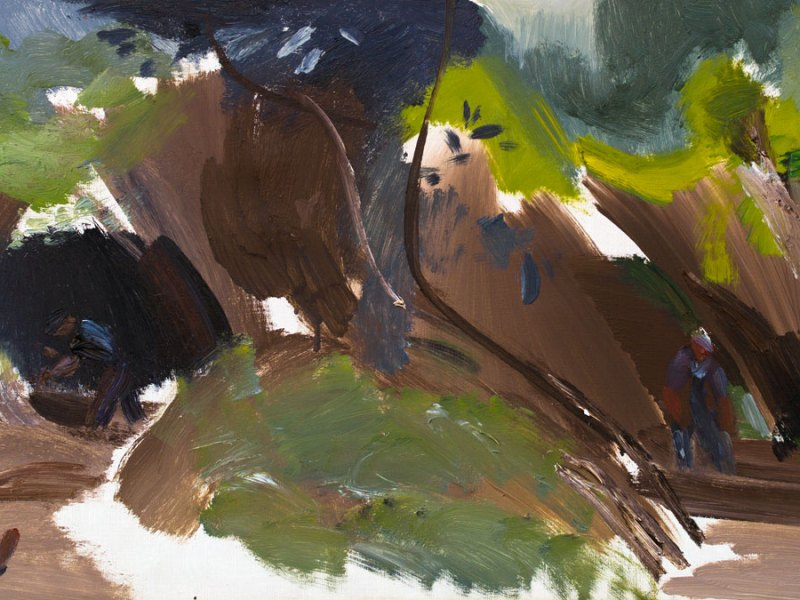 Events | Ivon Hitchens Paintings and Drawings Exhibition | 15/3/14