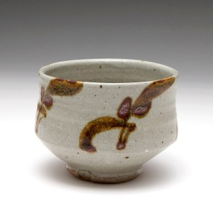 Mike Dodd Brushed Tea Bowl