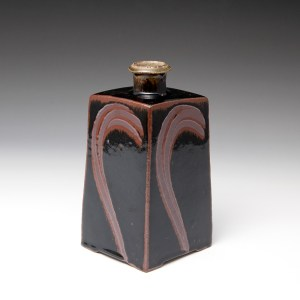 Phil Rogers Finger Swipe Square Bottle