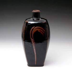 Phil Rogers Tenmoku Bottle