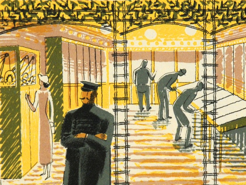 Profile | Eric Ravilious: The Mystery of the Everyday