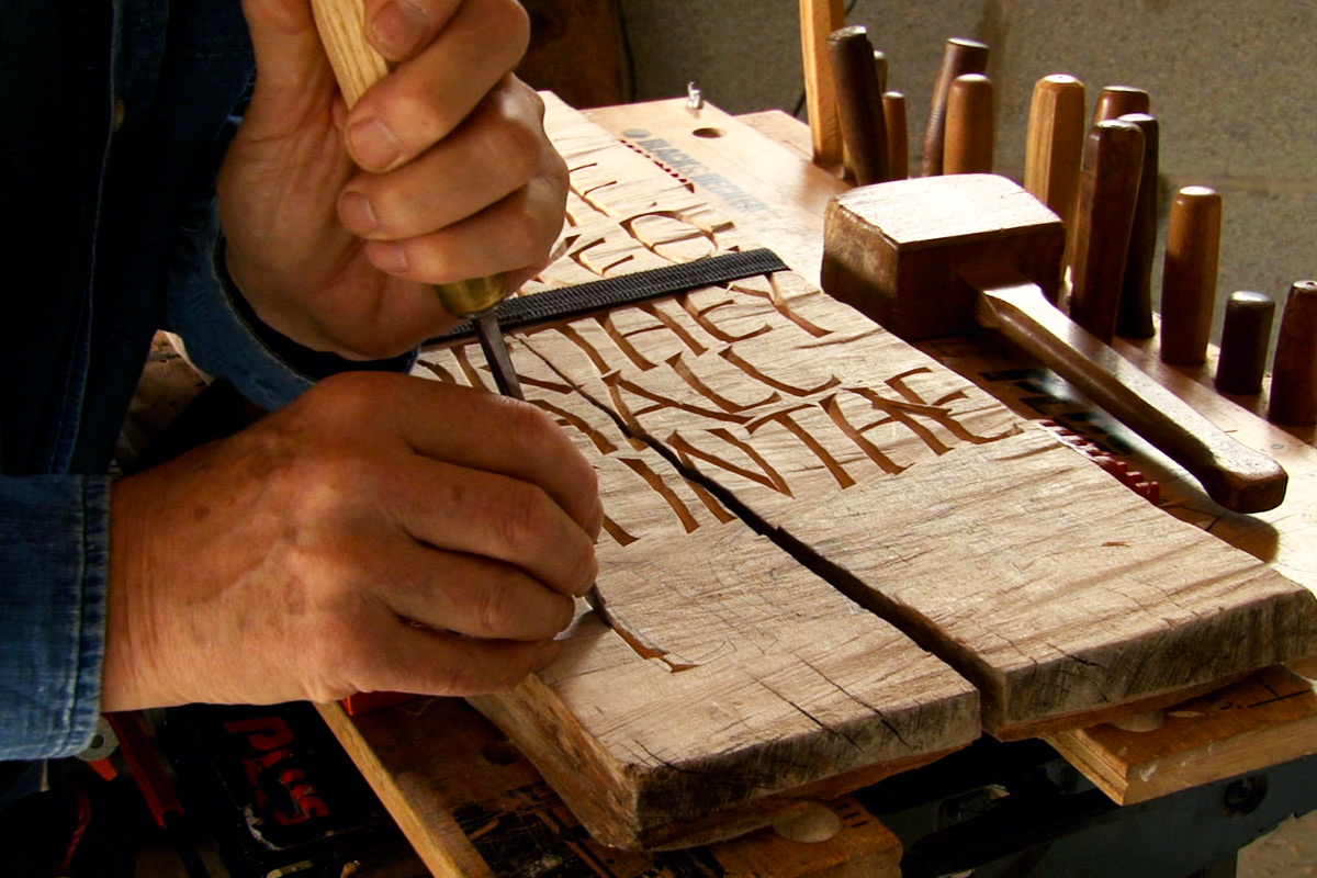 martin-wenham-letter-carving-silent-voices-workshop