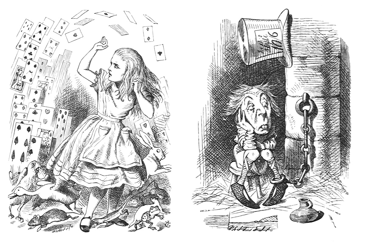 john-tenniel-alice-in-wonderland-wood-engravings-hatter-prison-pack-cards