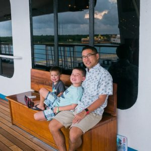 Our Family Travel on the Carnival Liberty!