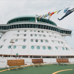 Sailing on the Freedom of the Seas