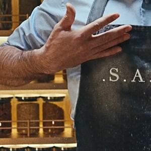 Silversea's Sea And Land Taste program. S.A.L.T.