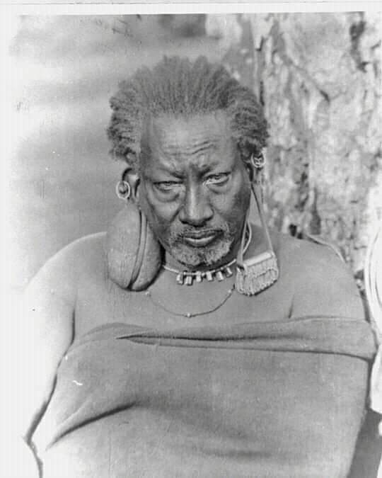 The Historical Life Of Oloibon, The Maasai Worrier