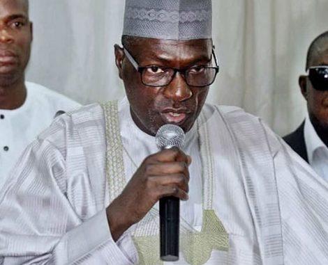 Ahmed Makarfi, PDP Chairman