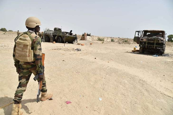 Nigerien soldiers have been under attack by suspected jihadist group