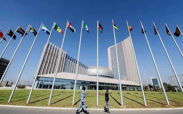 African Union Headquarters, Addis Ababa Ethiopia.