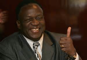 The Man, Emmerson Mnangagwa
