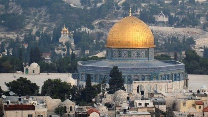 Jerusalem contains sites sacred to the three major monotheistic faiths - Judaism, Islam and Christianity. East Jerusalem, which includes the Old City, was annexed by Israel after the Six Day War of 1967, but is not internationally recognised as part of Israel.