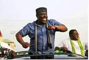 Governor Rochas Okorocha