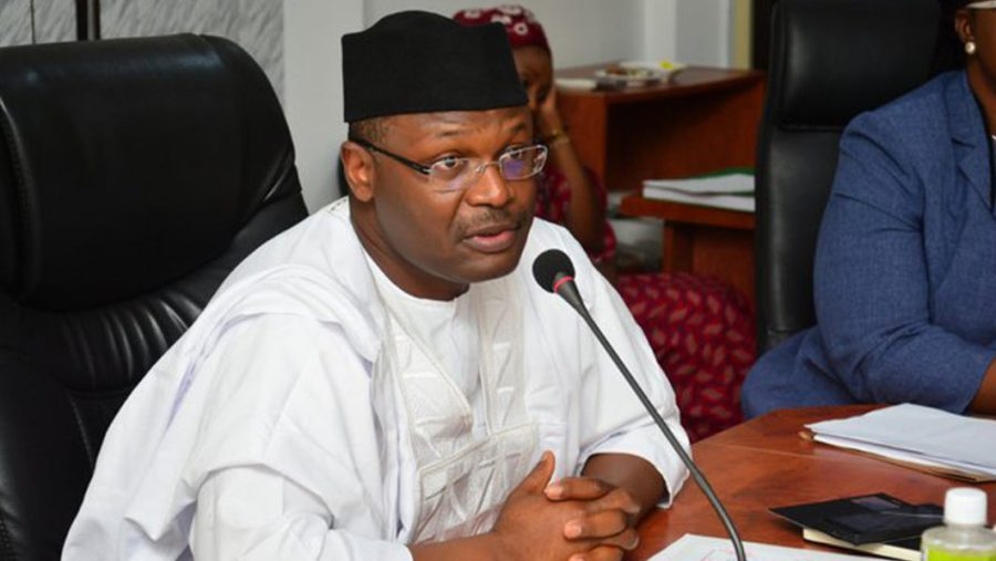 INEC Chairman, Yakubu Mamoud issues certificates to 21 more political parties