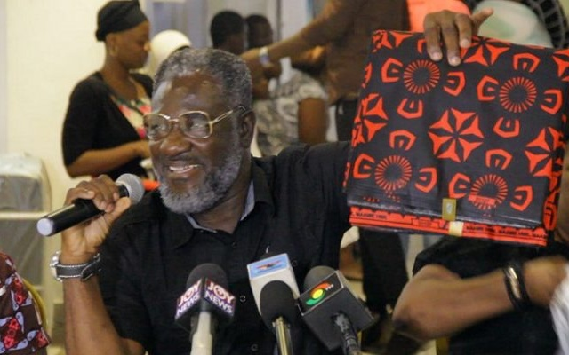 Ebony's father Nana Opoku-Kwarteng urged Ghanaians to patronise and use the cloth on all occasions so that the memory of his late daughter will continue to live on.