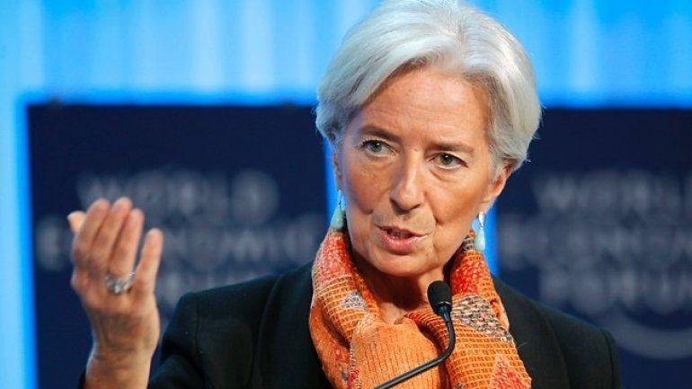 IMF Managing Director (MD), Christine Lagarde