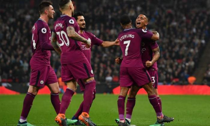 Man City edge closer to Premier League title with victory over Spurs [Photo Credit: talkSPORT]