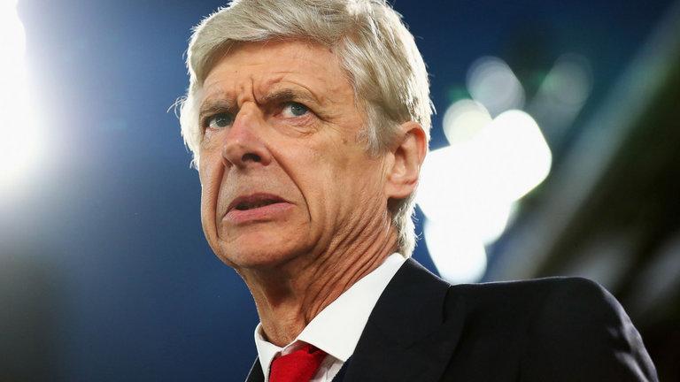 Sunday Arsene Wenger